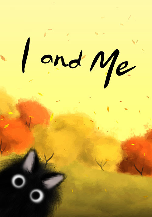 I and Me - Cover / Packshot