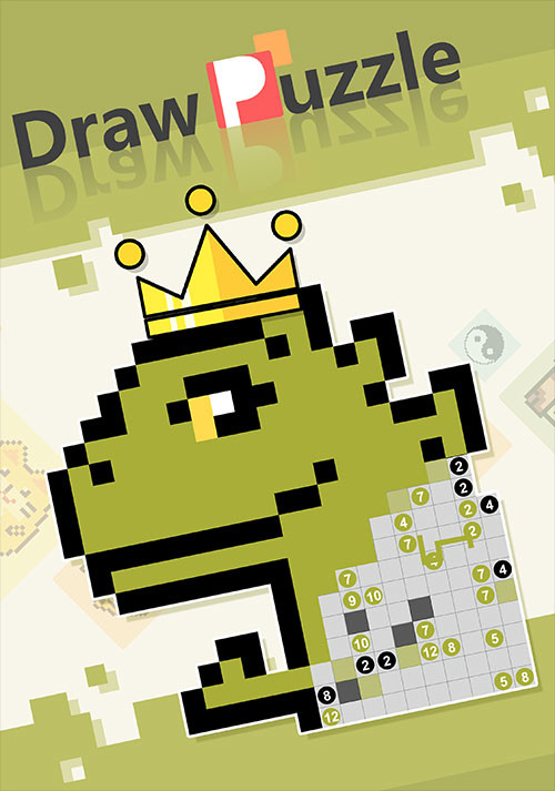 Draw Puzzle - Cover / Packshot