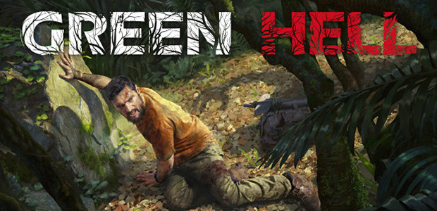 GREEN HELL - Cover / Packshot