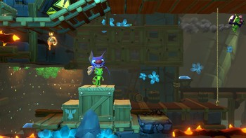 Screenshot9 - Yooka-Laylee and the Impossible Lair