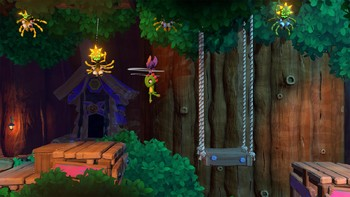 Screenshot6 - Yooka-Laylee and the Impossible Lair