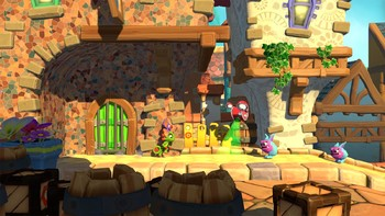 Screenshot2 - Yooka-Laylee and the Impossible Lair