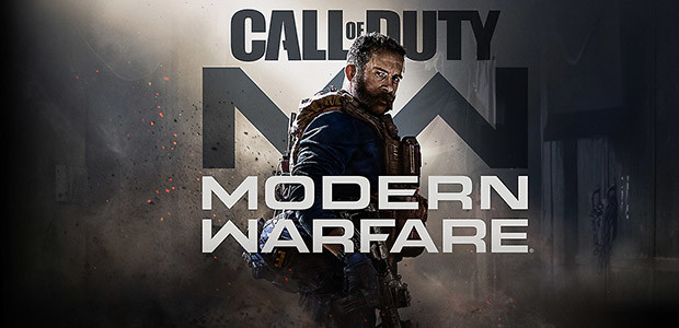 Call of Duty: Modern Warfare - Standard Edition - Cover / Packshot