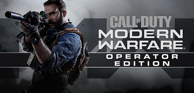 Call of Duty: Modern Warfare - Operator Edition