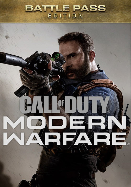 Call of Duty: Modern Warfare - Battle Pass Edition - Cover / Packshot