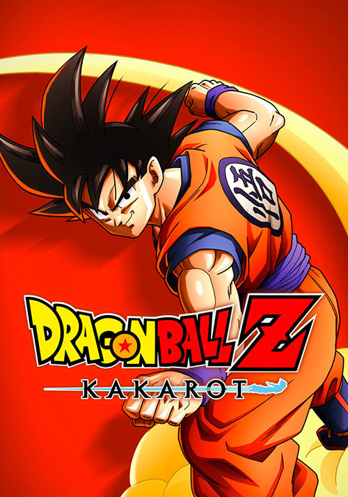 DRAGON BALL Z: KAKAROT - Cover / Packshot
