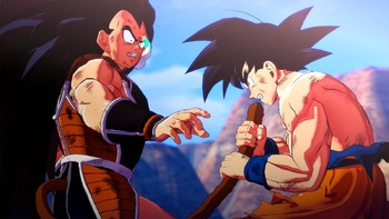 Screenshot4 - DRAGON BALL Z: KAKAROT