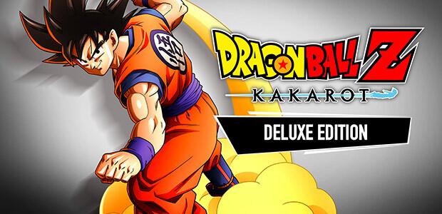 DRAGON BALL Z: KAKAROT - Deluxe Edition - Cover / Packshot
