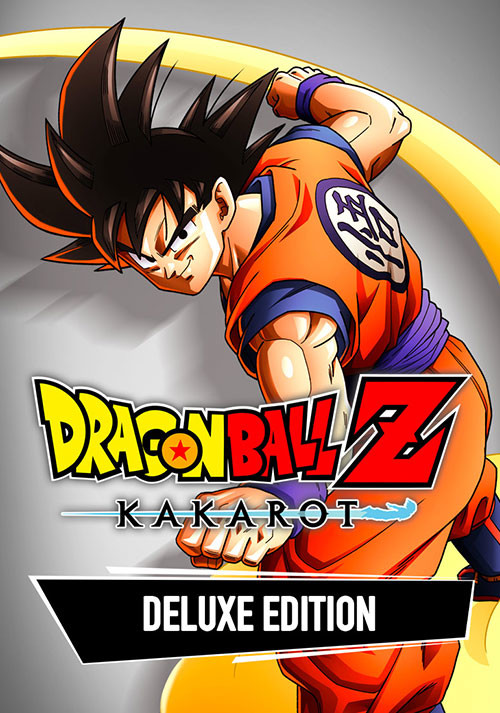 DRAGON BALL Z: KAKAROT - Deluxe Edition - Cover / Packshot