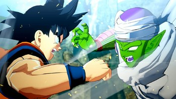 Screenshot1 - DRAGON BALL Z: KAKAROT - Deluxe Edition