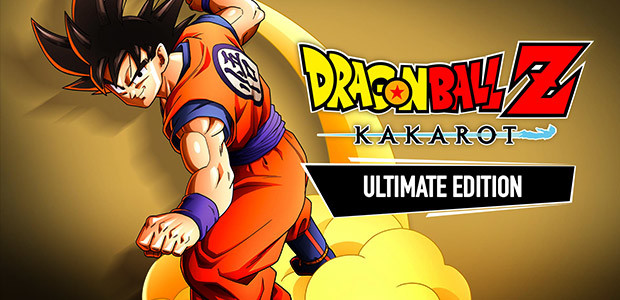 DRAGON BALL Z: KAKAROT - Ultimate Edition - Cover / Packshot