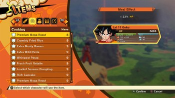 Screenshot3 - DRAGON BALL Z: KAKAROT - Ultimate Edition