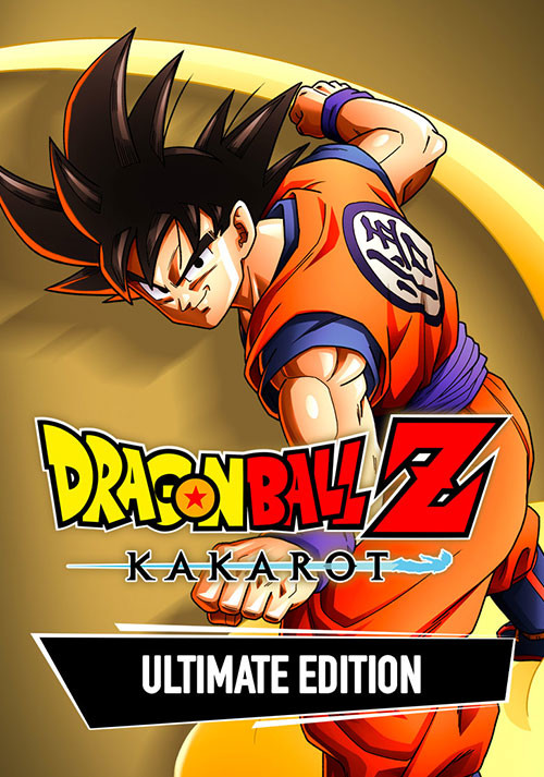 DRAGON BALL Z: KAKAROT - Ultimate Edition - Cover / Packshot