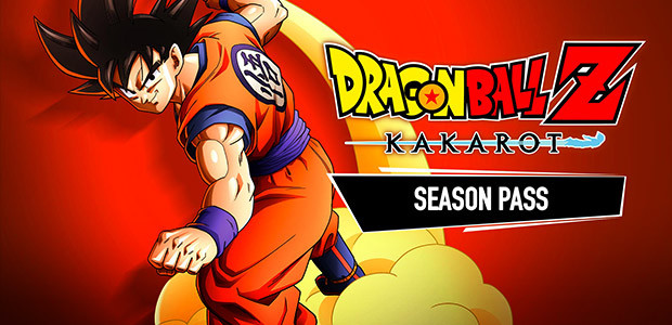 DRAGON BALL Z: KAKAROT - Season Pass - Cover / Packshot