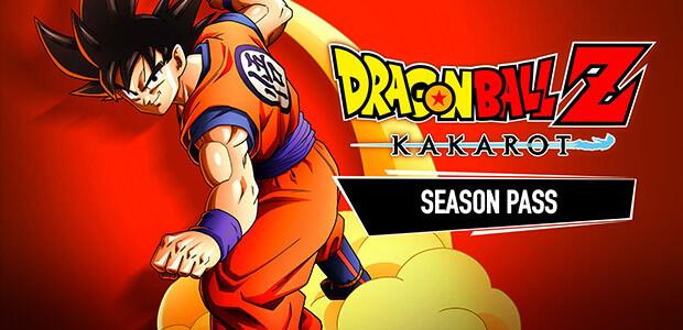DRAGON BALL Z: KAKAROT - Season Pass - Cover / Packshot