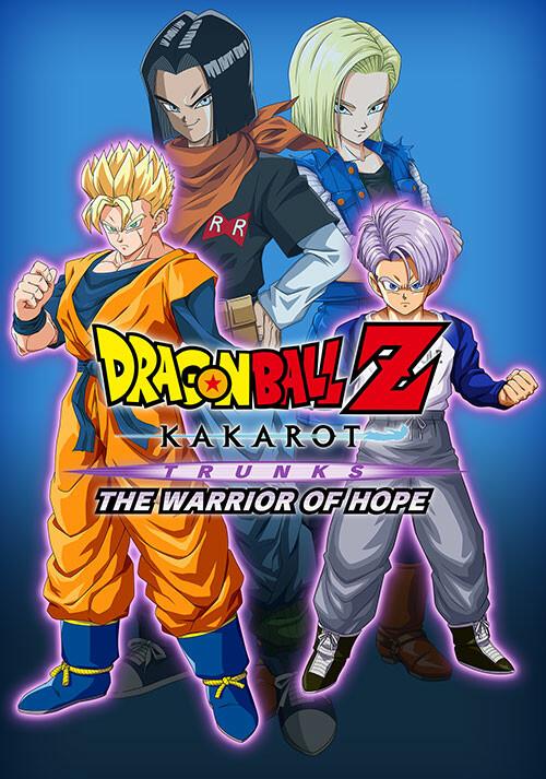 DRAGON BALL Z: KAKAROT - Trunks - The Warrior of Hope - Cover / Packshot