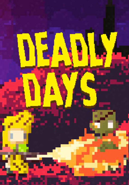 Deadly Days - Cover / Packshot