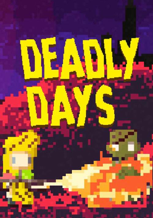 Deadly Days - Cover / Packshot