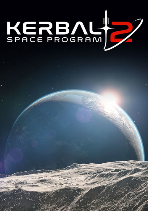 Kerbal Space Program 2 - Cover / Packshot