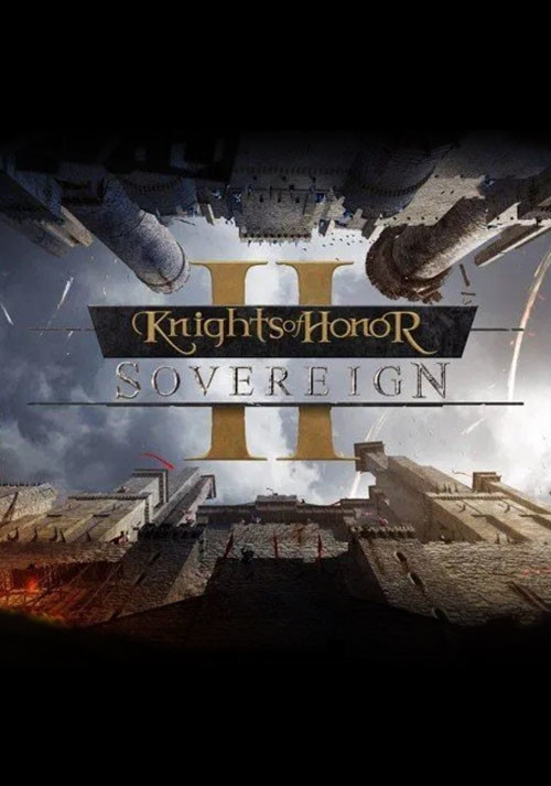 Knights of Honor II - Sovereign - Cover / Packshot