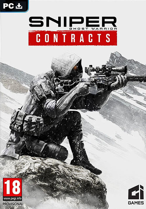 Sniper Ghost Warrior Contracts - Cover / Packshot