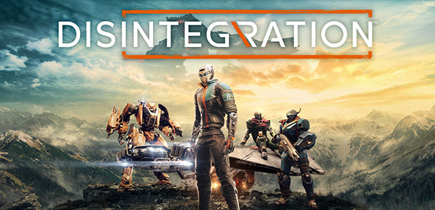 Disintegration - Cover / Packshot