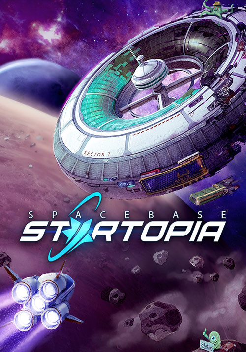 Spacebase Startopia - Cover / Packshot