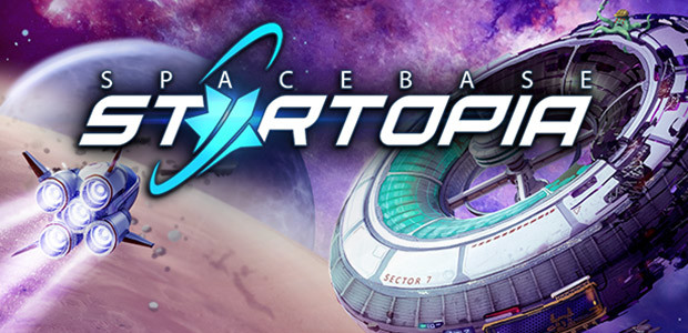 Spacebase Startopia - Cover / Packshot