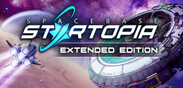 Spacebase Startopia  Extended Edition - Cover / Packshot