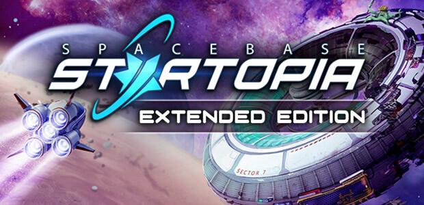 Spacebase Startopia  Extended Edition - Cover / Packshot