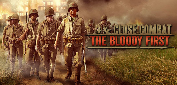 Close Combat: The Bloody First (GOG) - Cover / Packshot