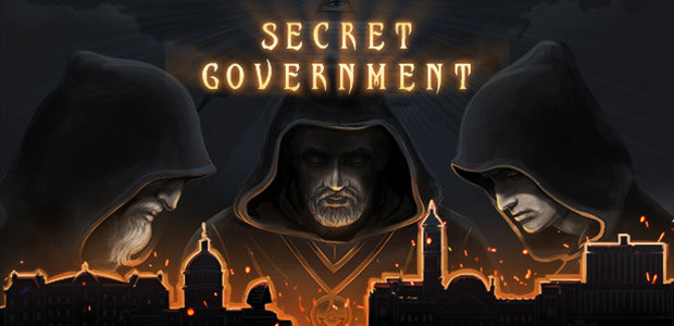 Secret Government - Cover / Packshot
