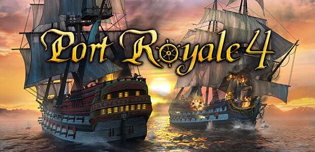 Port Royale 4 - Cover / Packshot