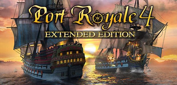 Port Royale 4 Extended Edition - Cover / Packshot