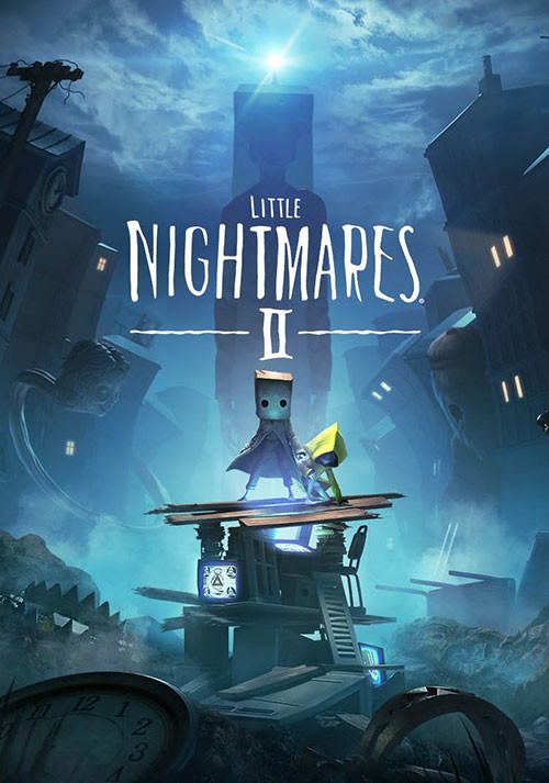 Little Nightmares II - Cover / Packshot