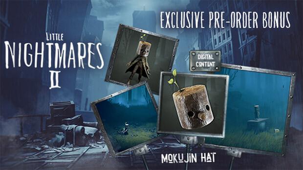 Little Nightmares II Preorder Bonus