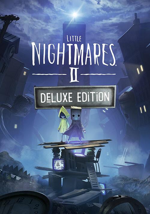 Little Nightmares II Deluxe Edition - Cover / Packshot