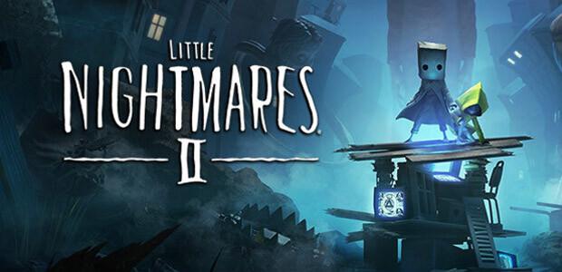 Little Nightmares II (GOG) - Cover / Packshot