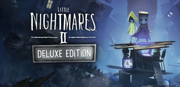 Little Nightmares II Deluxe Edition (GOG) - Cover / Packshot