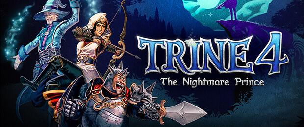 Trine 4: The Nightmare Prince ist jetzt spielbar – hier Launch-Trailer anschauen