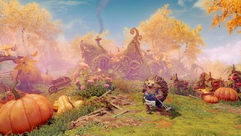 Screenshot1 - Trine 4: The Nightmare Prince