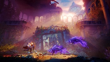 Screenshot5 - Trine 4: The Nightmare Prince