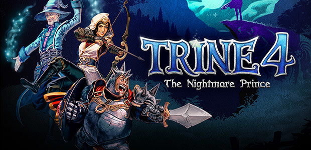 Trine 4: The Nightmare Prince - Cover / Packshot