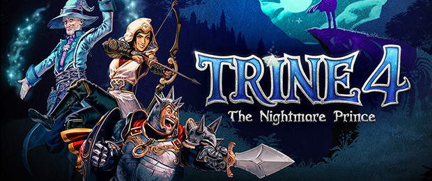 Trine 4: The Nightmare Prince est disponible !