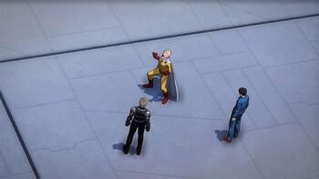 Screenshot6 - One Punch Man: A Hero Nobody Knows