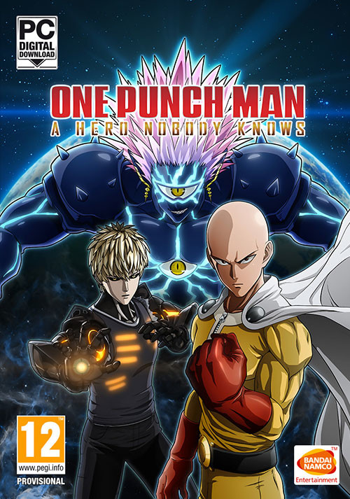 One Punch Man: A Hero Nobody Knows - Cover / Packshot