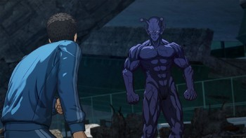 Screenshot1 - One Punch Man: A Hero Nobody Knows