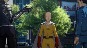 Screenshot9 - One Punch Man: A Hero Nobody Knows