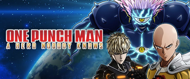 One Punch Man: A Hero Nobody Knows - Opening Cinematic with music from JAM Project