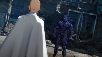 Screenshot3 - One Punch Man: A Hero Nobody Knows
